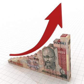 India-arrow-up